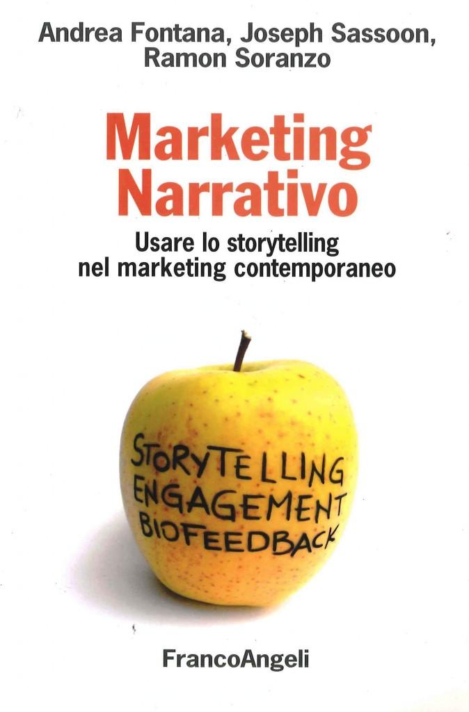 Maketing Narrativo - copertina