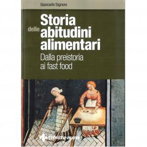 Storia alimentazione