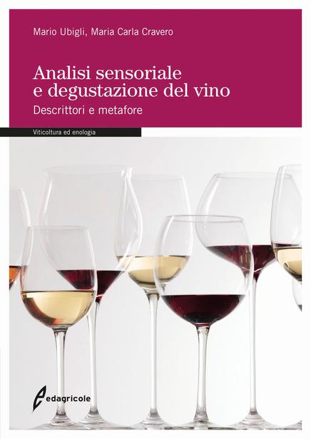 Copertina Analisi sensoriale e degustazione del vino di Edagricole