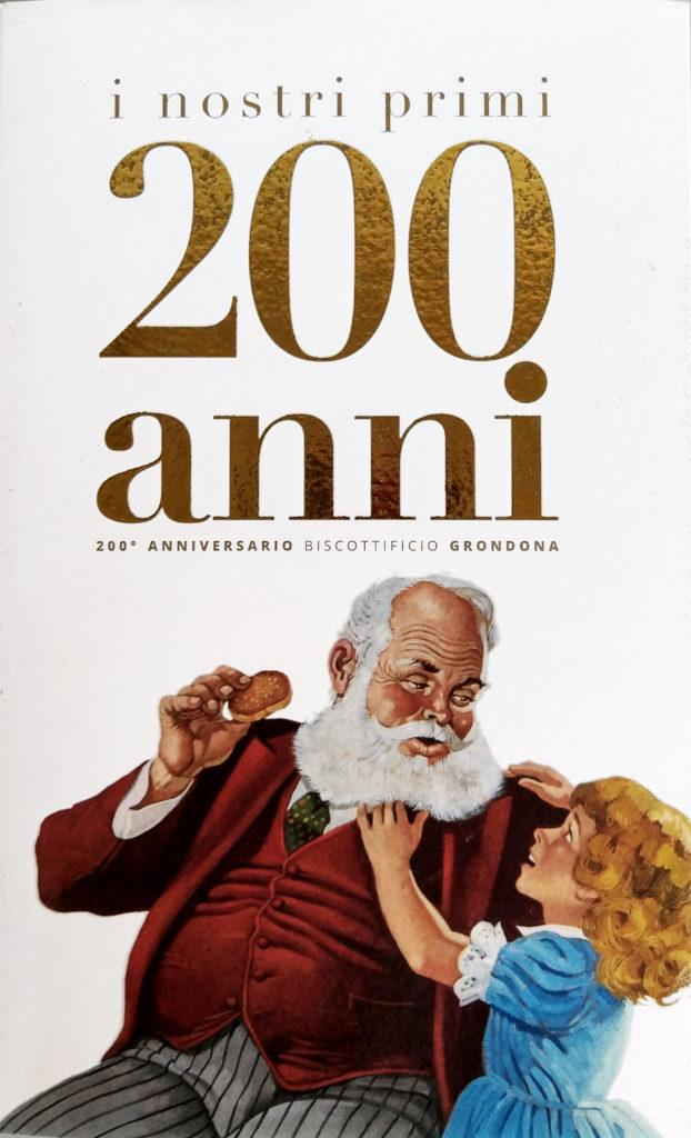 Copertina libro anniversario Grondona