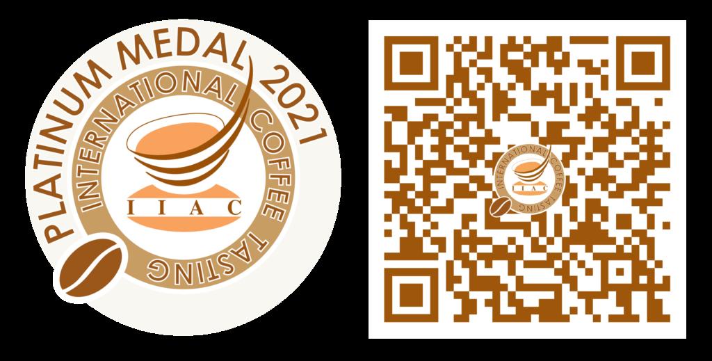 Platinum Medal 2021