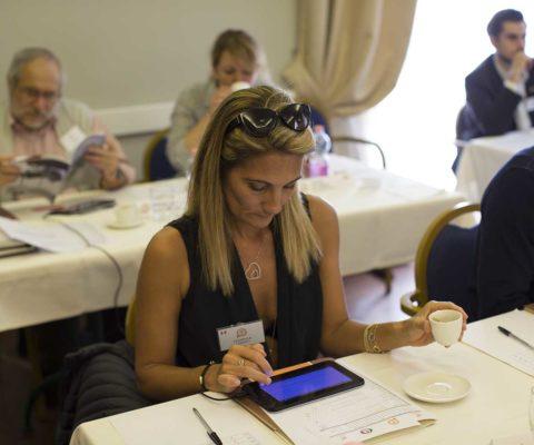 International Coffee Tasting: i giudici sono tutti qualificati assaggiatori di caffè Iiac